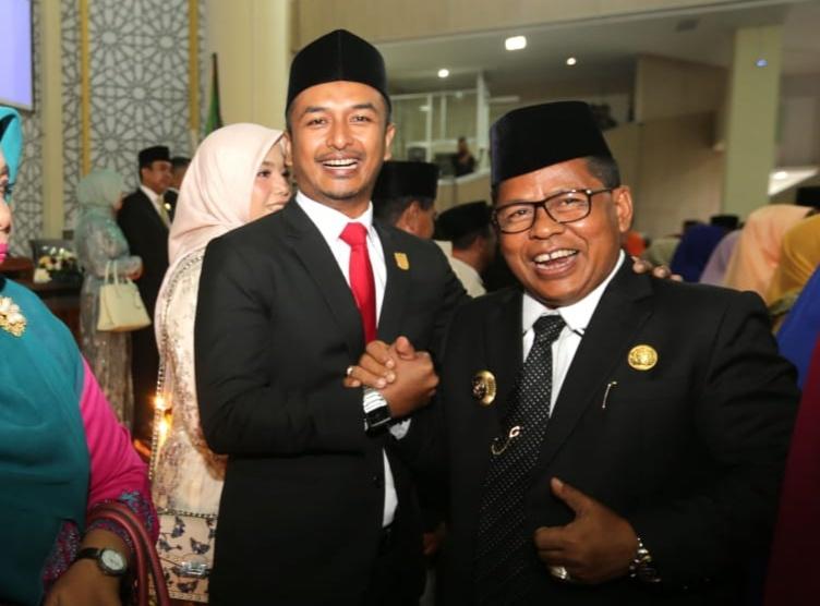 Dilantik, warga menunggu gebrakan Teuku Arief Khalifah