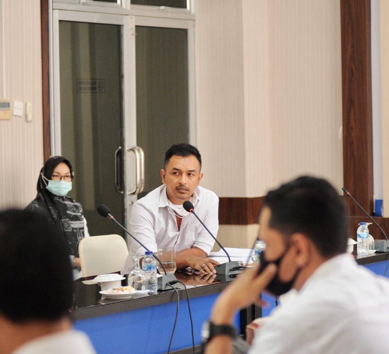 Komisi 3 : SKPK Cepat dan Lugas Dalam Tangani Keluhan Masyarakat Ke