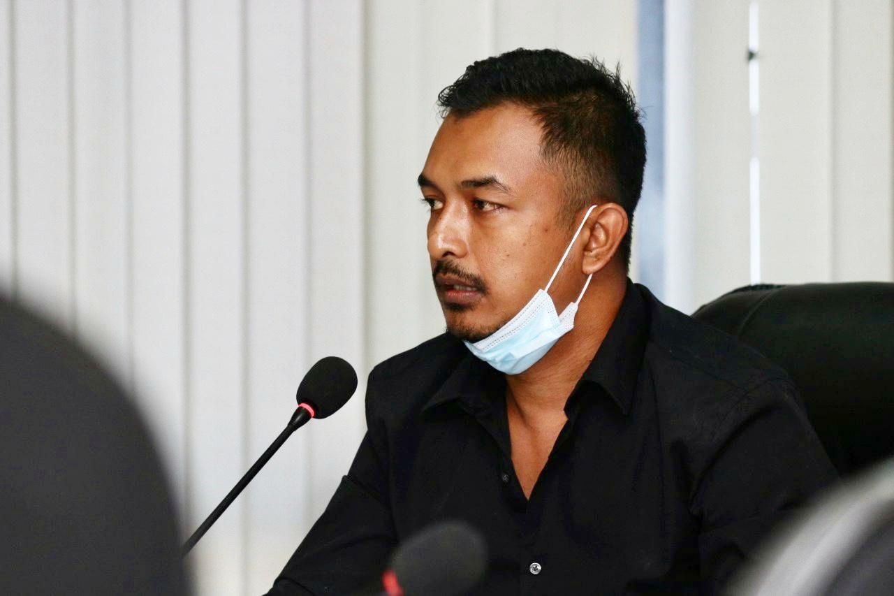 Komisi 3 dan Pemko Bahas Raqan Pengelolaan RTH