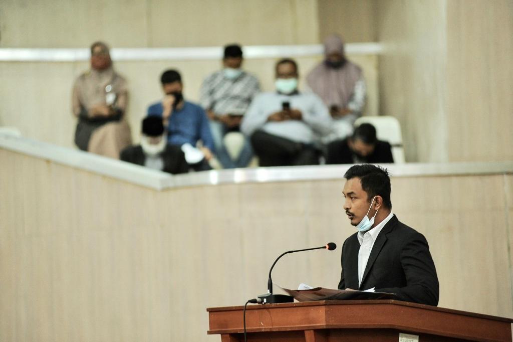 Arief Khalifah Minta Pemko Akselerasi Pembahasan Zonasi PKL