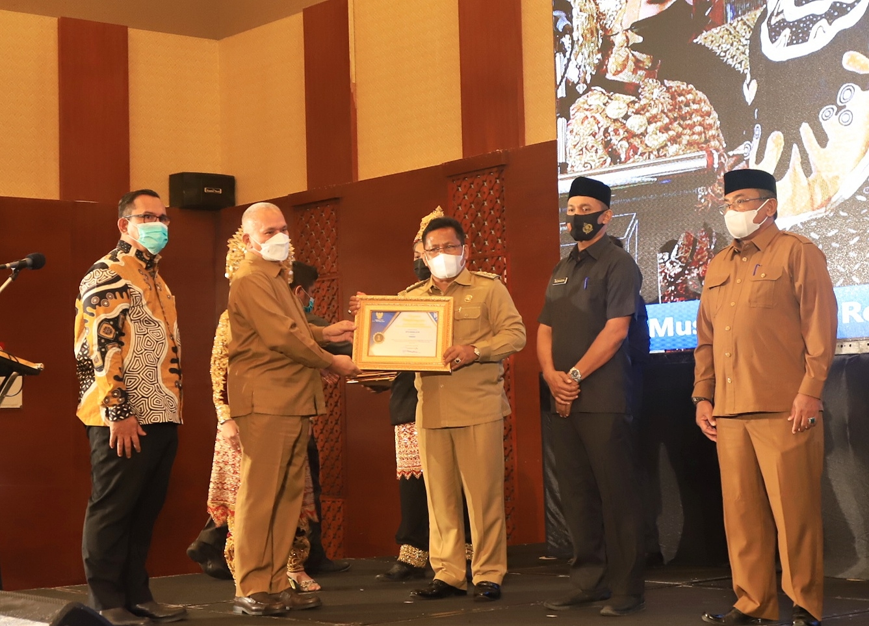 Kota Banda Aceh Raih Anugerah AMI 2021