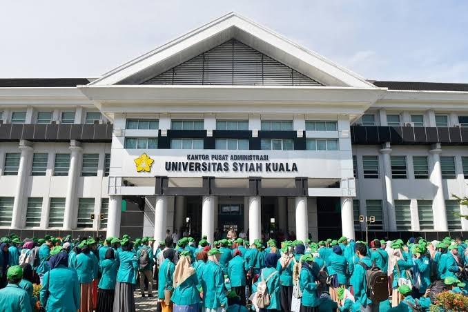 Unsyiah Jadi Perguruan Tinggi Terbaik Di Sumatera