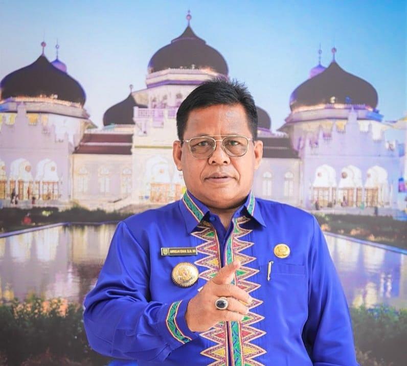 Sukseskan PK-21, Aminullah Harap Kontribusi Semua Pihak