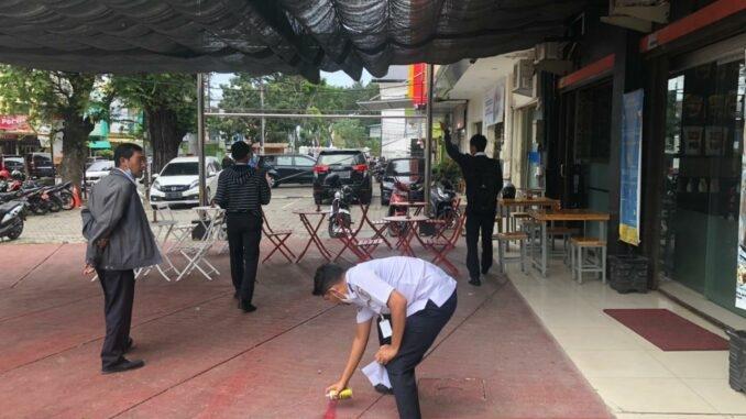 Pemko Banda Aceh Rencanakan Pembangunan Pelataran Parkir Jalan Sri Safiatuddin