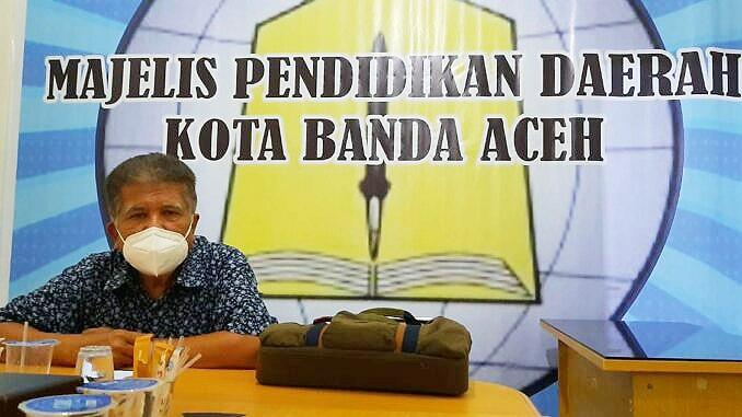 MPD Kota Banda Aceh Harap Semester Ganjil Bisa Dilaksanakan Belajar Secara Tatap Muka