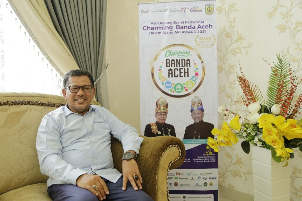 Wakil Walikota Banda Aceh Ajak Masyarakat Voting Brand Charming